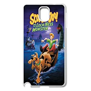 UNI-BEE PHONE CASE For Samsung Galaxy NOTE3 Case Cover -Cute Dog Scooby-Doo-CASE-STYLE 12