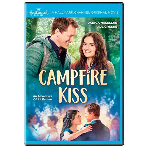 Hallmark Campfire Kiss DVD Channel - Romance Movies Dvd
