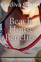 Beach House Benefits (Naughty Night-Reading Book 3)