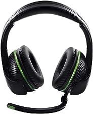 Headset Y-300X - Preto/Verde - Xbox One