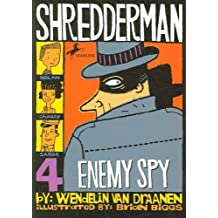 Enemy Spy (Shredderman) Enemy Spy
