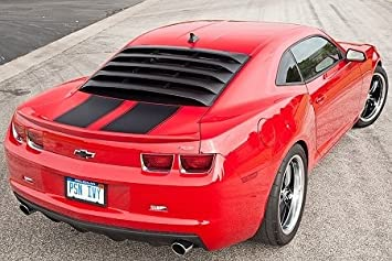 chevrolet camaro black and red. mrt 12a144 2010 2015 chevy camaro black powder coated aluminum rear window louver chevrolet and red