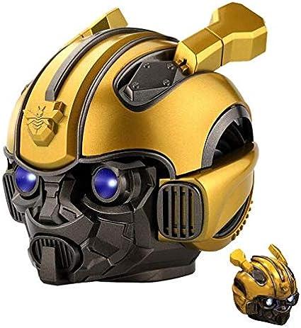 LED Transformers Mini Bluetooth Speaker Wireless Cool Robots Bluetooth Speakers