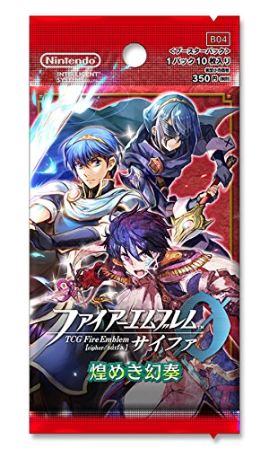 TCG emblem 0 (cipher) Booster Pack ''glittering illusion extravaganza'' BOX (1BOX16 Pack) by Nintendo Co., Ltd.