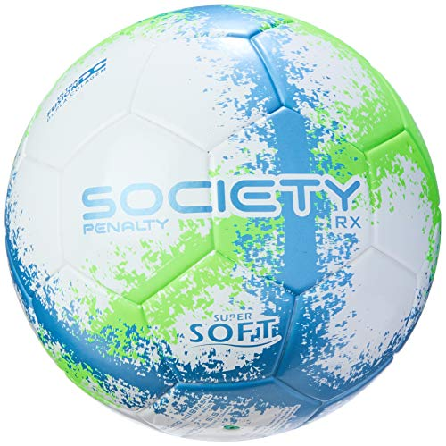 Bola Society Rx R3 Fusion Viii Penalty 69 Cm Verde