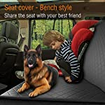 51Fu0iFbsiL. SS150  - Dog Back Seat Cover Protector