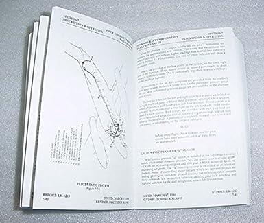 Amazon.com: 761 – 521, 761 521, pa-42 Piper Cheyenne Manual ...