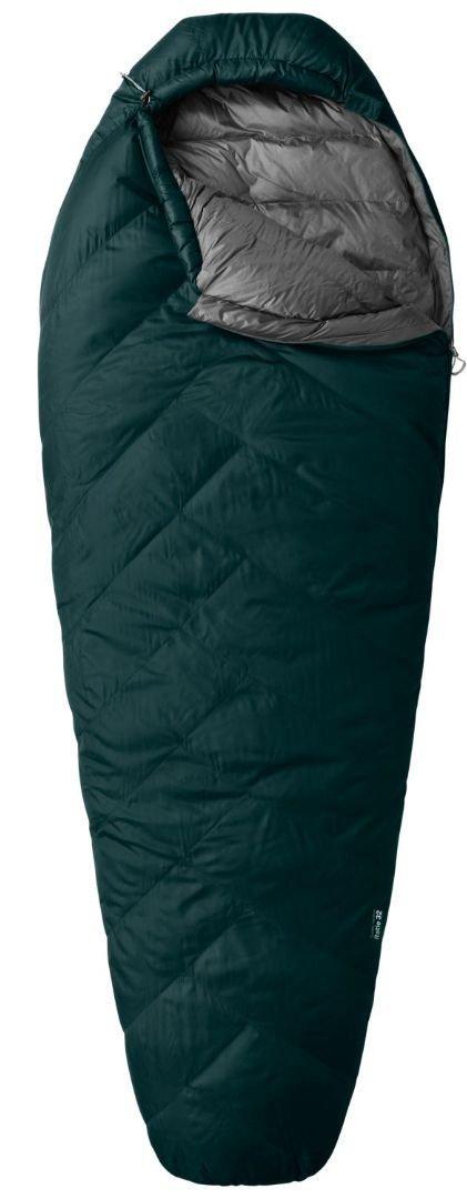 Mountain Hardwear Ratio 32 Sleeping Bag - Regular Left Hand [並行輸入品] B075K1D6FP