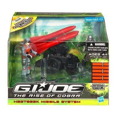 (G.I. Joe Heetseek Missile System - Battle Station )