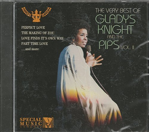 Very Best of Gladys Knight & The Pips Vol II by Gladys Knight & Pips (1992-03-30) (The Very Best Of Gladys Knight & The Pips)