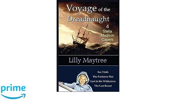 Amazon Voyage Of The Dreadnaught 4 Stella Madison Capers