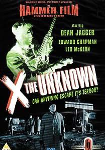 X: The Unknown [Reino Unido] [DVD]