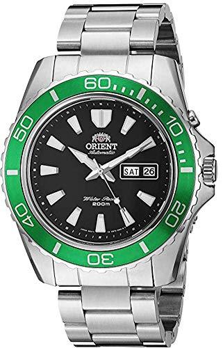 orient green dial - 2