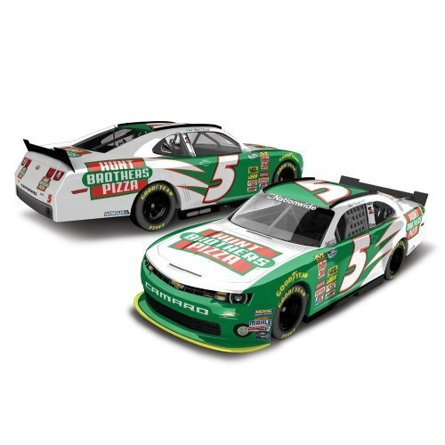Action Racing Collectibles 2014 Kevin Harvick #5 Hunt Brothers Pizza 1:64 Scale Gold Die-Cast Chevrolet Camaro by FansEdge