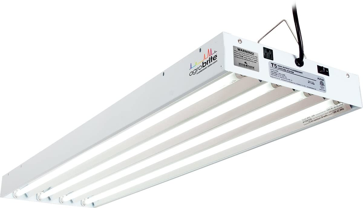 fluorescent grow lights as a horticulture product