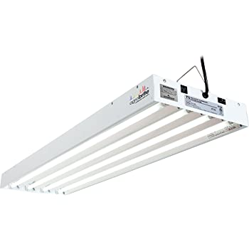 Amazon.com : T5 Grow Light (4ft 4lamps) DL844s Ho Fluorescent ...