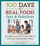 "In her first cookbook, 100 Days of Real Food, Lisa Leake revealed how simple it is to think out of the box in the kitchen by replacing unhealthy prepackaged and processed foods with ""real food""—mouthwatering meals made with wholesome and familiar ing..."