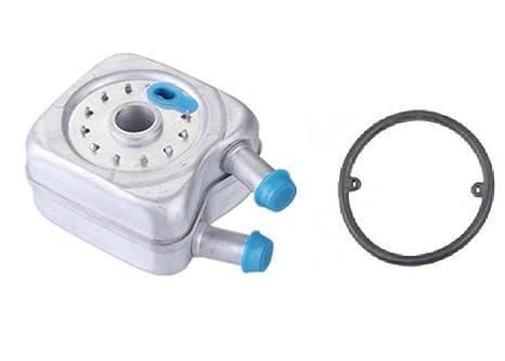 Refrigerador de Aceite de motor para Audi y Volkswagen Código de motor azg, AvH,