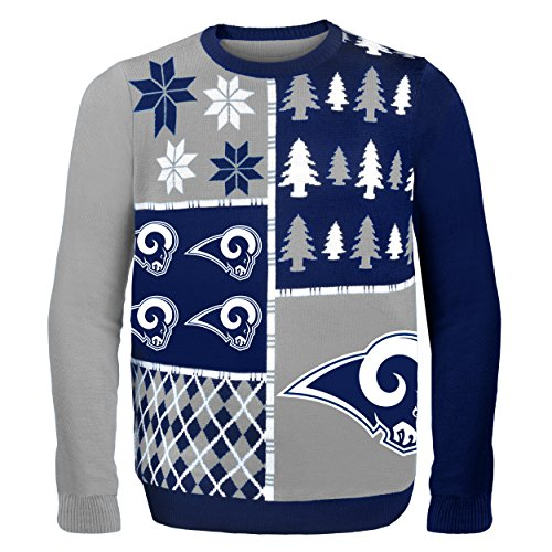 Los Angeles Rams Ugly Sweaters a4060fab7