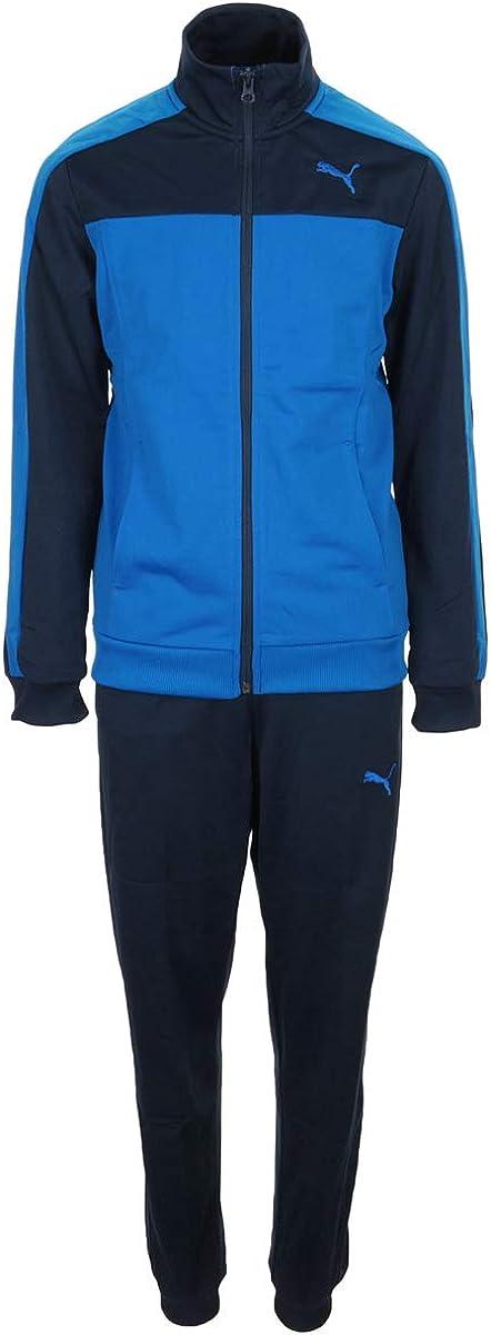 Puma Style Tricot Suit- Chandal para niño 48215: Amazon.es ...