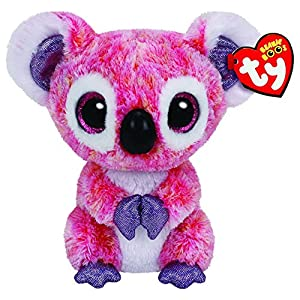 Ty Beanie Boos Kacey The Pink Koala Plush - 51Fu4oINzPL - Ty Beanie Boos Kacey The Pink Koala Plush
