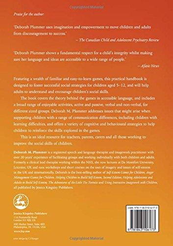 Social Skills Games for Children: Deborah Plummer, Jane Serrurier ...