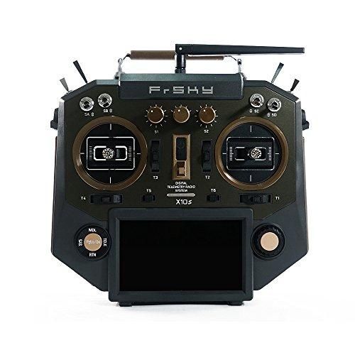 FrSky Horus X10S 16 Channels Transmitter Amber Panel