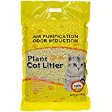 YCSJPET All-Natural Cat Litter Flushable Unscented Pellets Super Scoop Clumping Litter for Multi-Cat