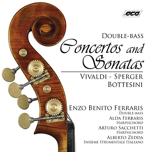 Ferrari Enzo Four (Sonata per violoncello in B-Flat Major, RV 45: IV. Allegro (minuetto) [Transcr. For double bass])