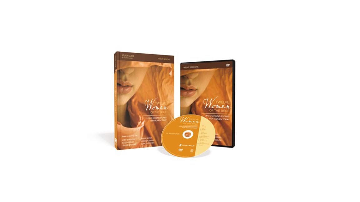 Twelve Women Of The Bible Study Guide With Dvd Life Changing