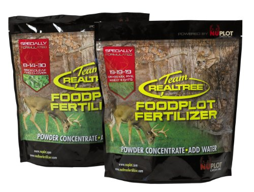 Nuplot Foodplot Fertilizer 8-14-30