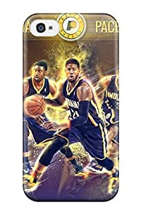 Diy Yourself AndrewTeresaCorbitt Awesome case cover Compatible With Iphone AC8WcljHGjD 5c - Indiana Pacers Nba Basketball