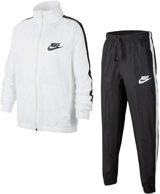 Nike B NSW Woven Track Suit Chándal, Niños: Amazon.es: Ropa y ...