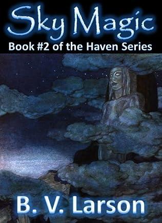 book cover of Sky Magic