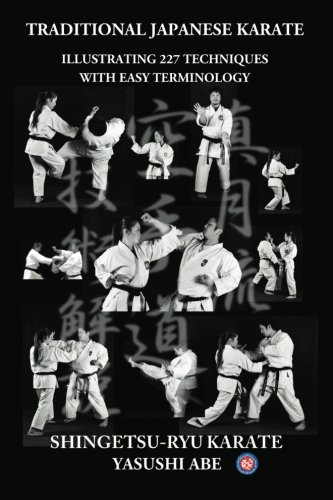 Traditional Japanese Karate