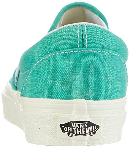 Vans Pool U vert Green Classic Verde unisex Sneakers FxFrRq1