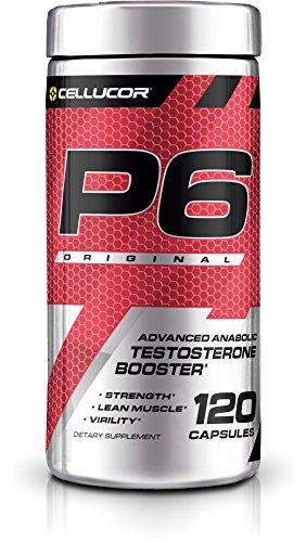 Cellucor, P6 Ergogenic Testosterone Support