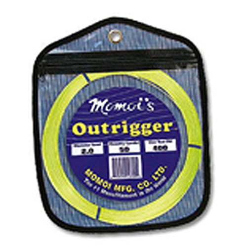 Momoi's Outrigger Line - 400lbs. 100yds. Fluorescent Yellow