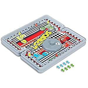 Sorry - Road Trip Edition inc Portable case - 2 to 4 Players - Kids Toys & Board Games - Ages 6+