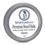 Spartans Den Premium Beard Balm For Men | Coconut Oil & Vitamin E Infused | Best Conditioner For...