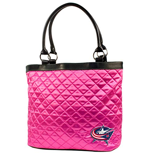 NHL Columbus Blue Jackets Quilted Tote