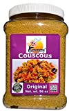 Yummmy Original Couscous, 56 oz, Kosher Certified, from Morocco