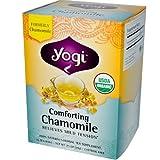 Yogi Teas / Golden Temple Tea Co Comforting Review and Comparison