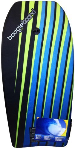 Boogie Board (BlackGreenBlue) 37 Inch Bodyboard (Pro Boogie Boards compare prices)
