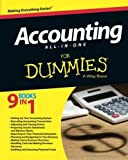 img - for Accounting All-in-One For Dummies 1st edition by Boyd, Kenneth, Epstein, Lita, Holtzman, Mark P., Kass-Shraib (2014) Paperback book / textbook / text book