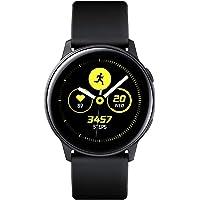 Samsung Galaxy Watch Active - 40 mm, IP68 Resistente al Agua, Carga inalámbrica, SM-R500N versión Internacional (Android/iOS), Negro