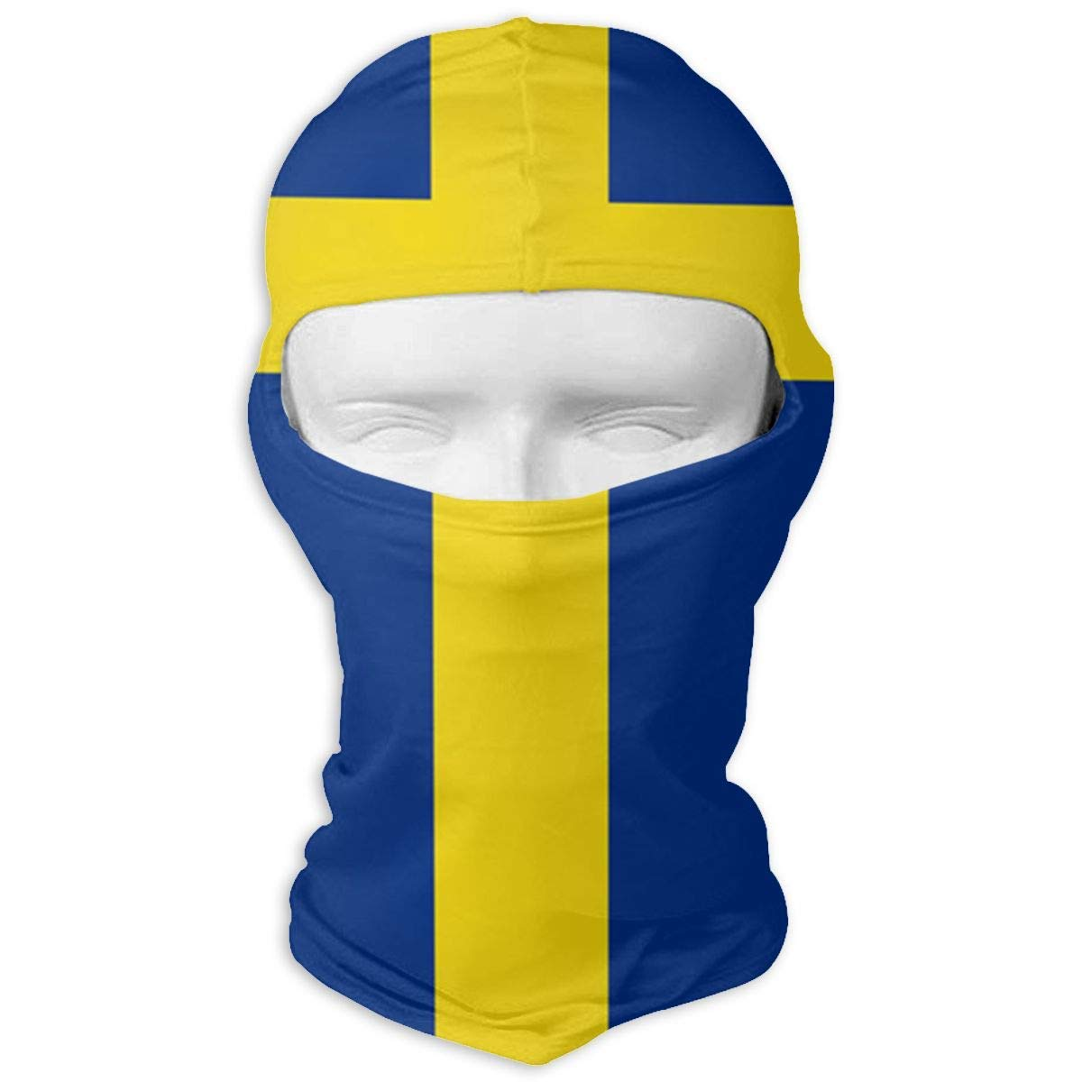 Miedhki Sweden Outdoor Cycling Ski Balaclava Mask for Cycling Outdoor Sports Full Face Mask Breathable Multicolor2