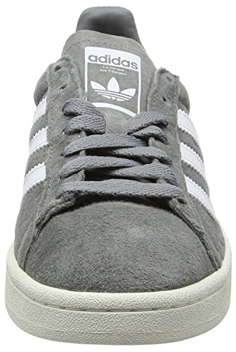 Uomo Grigio Footwear Three White da adidas Scarpe Chalk White Grey Campus Fitness 4X6wxISq