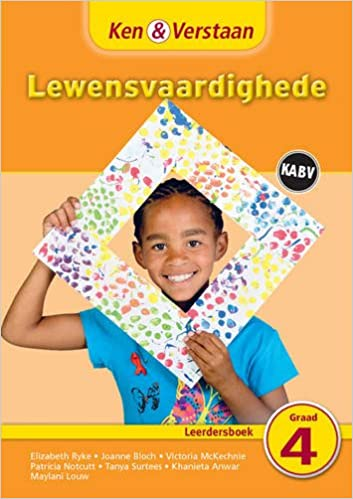 Study and Master Life Skills Grade 4 CAPS Learner's Book Afrikaans ...