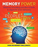 Memory Power: Memoryboosting Puzzle and Facts to Improve Your Memory